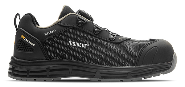 Monitor Safetyshoe ESD S3, Pentagon Boa®