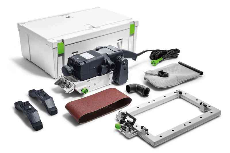 Festool Bandslipmaskin BS 105 E-Set