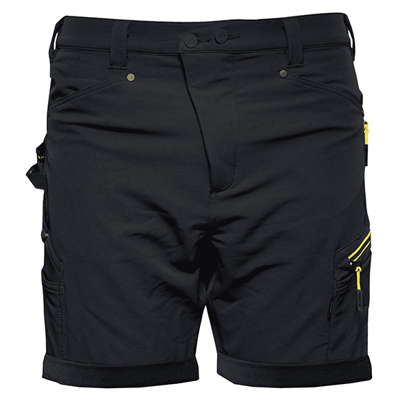 Monitor Worker 4ws shorts, Casual shorts, Caviar black