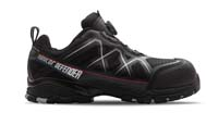 Safetyshoe S3 WR, Defender BOA Monitex, strl 38