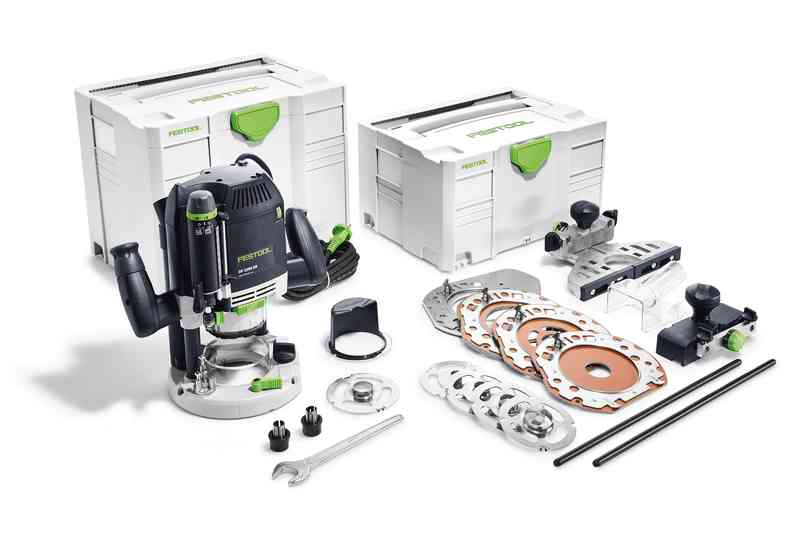 Festool Handöverfräs OF 2200 EB-Set