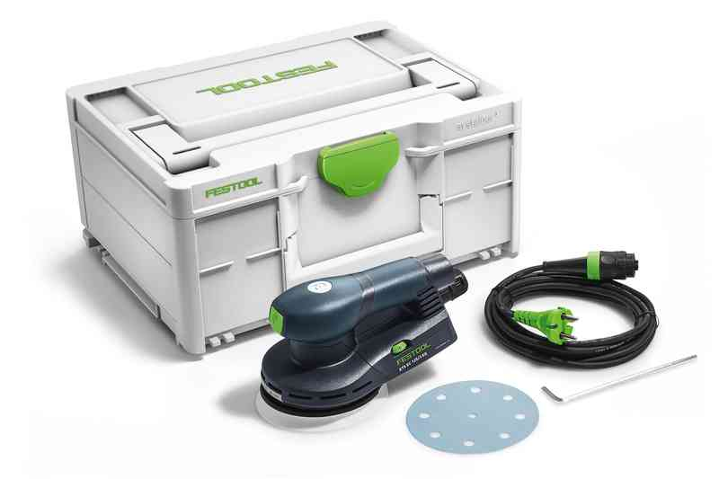 Festool Excenterslip ETS EC 125/3 EQ-Plus