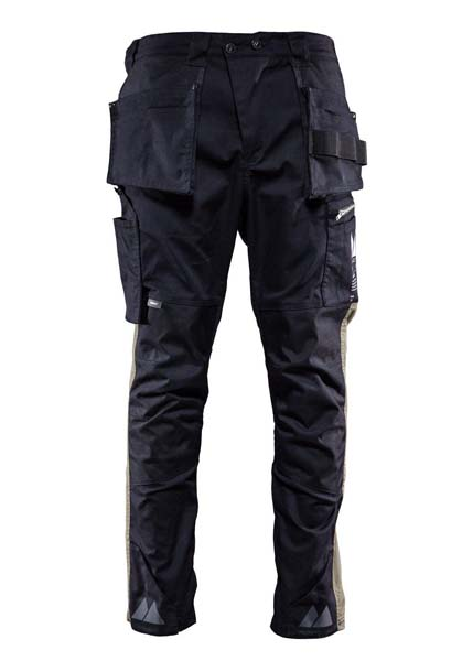 Monitor Versatile pant, Carpenter pant, Caviar black