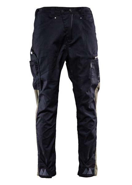Monitor Worker pant, Casual pant, Caviar black