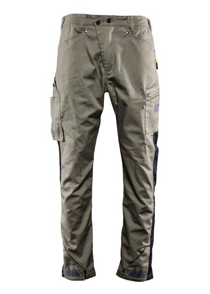 Monitor Worker pant, Casual pant, Burnt olive green